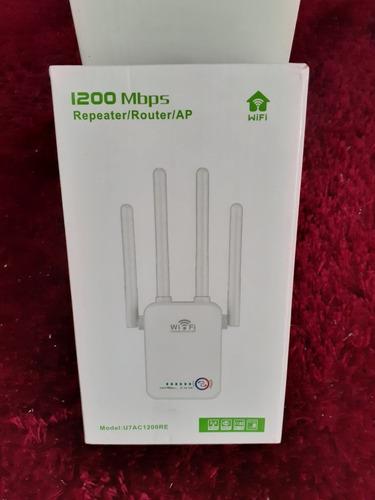 Repetidor/ Router Wifi