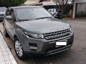Land Rover Evoque Blindado