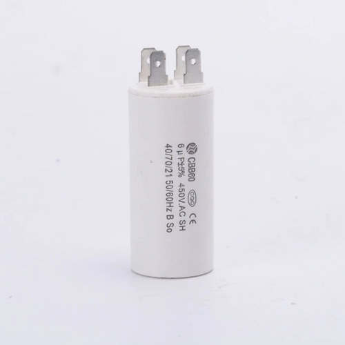 Imagen 1 de 2 de Capacitor Condensador De Arranque  Secarropa Panavox 6uf