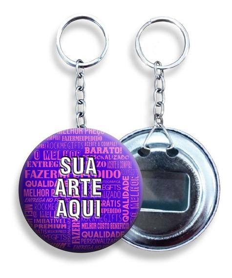 Abridor De Garrafa Personalizado Cha Bar Lembrança 30 Peças