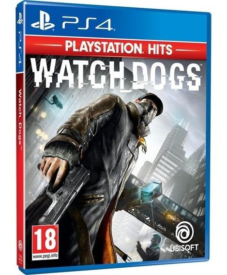 Jogo Watch Dogs (novo) Ps4