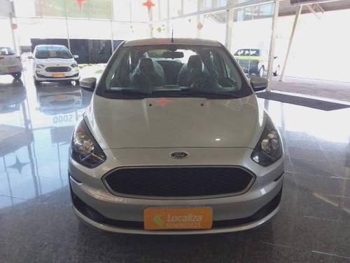 Imagem 1 de 9 de Ford Ka 1.0 Ti-vct Flex Se Manual