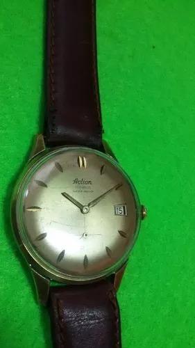 Reloj De Pulsera Vintage Action Shock Proof