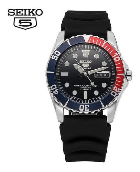 Relógio Seiko Diver Automático Snzf15j2 Japan