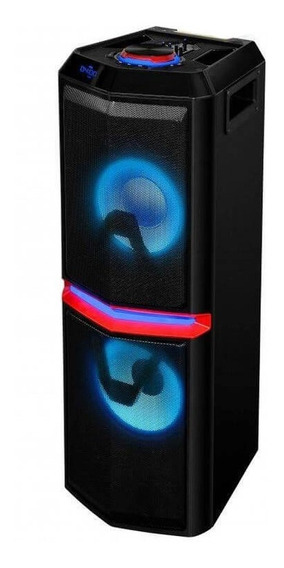 Mini System Portátil 1800w Bluetooth Novik Neo Thunder