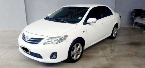 Toyota Corolla Xei 2.0 Flex 2013 Branco