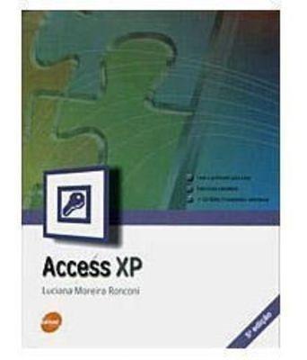 Access Xp - Nova Série Informática - Com Cd