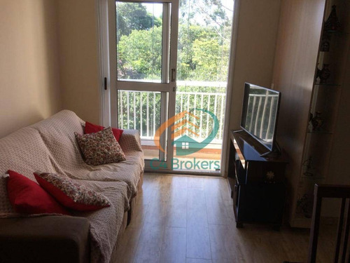 Imagem 1 de 26 de Apartamento Com 2 Dormitórios À Venda, 50 M² Por R$ 255.000,00 - Tremembé - São Paulo/sp - Ap2180