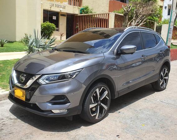 Nissan Qashqai Exclusive 4x4 Auto