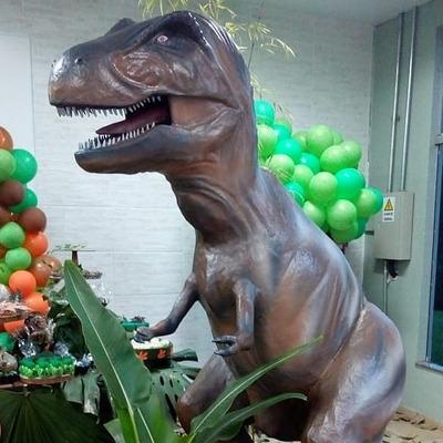 Aluguel De Dinos - Tema Dinossauros