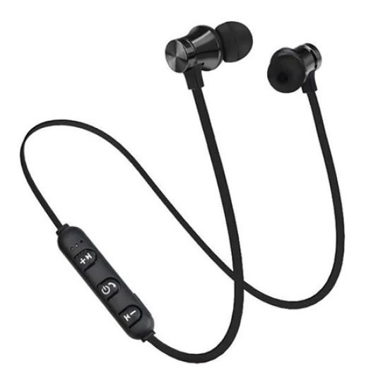 Fone Headset Bluetooth 4.1 Stereo Magnético Uso Geral