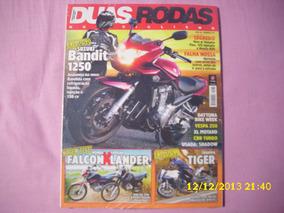 Revista Duas Rodas Nº 379 Lacrada - Falcon X Lander