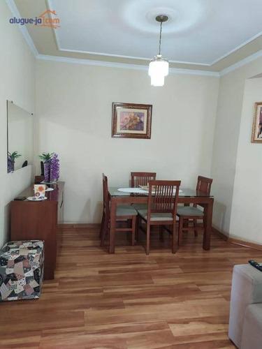Apartamento Com 2 Dormitórios À Venda, 50 M² Por R$ 195.000,00 - Alto Da Ponte - São José Dos Campos/sp - Ap10160
