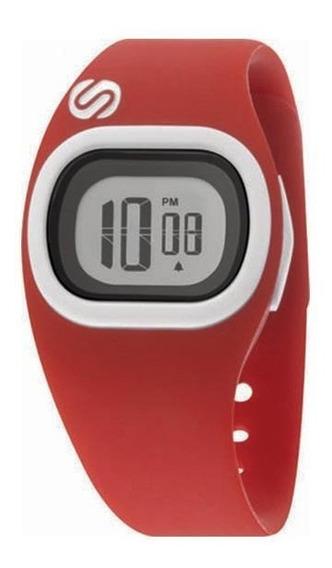 Relógio De Pulso Soleus Tigress - Vermelho