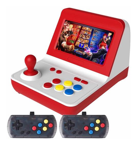 Video Game Retro Arcade Mini Fliperama Tela 4.3 Snes Ps ++++