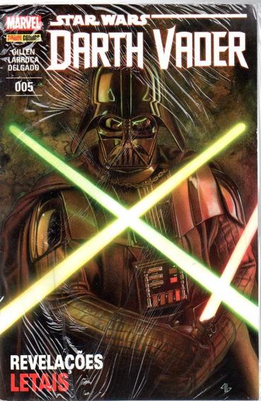 Star Wars Darth Vader 05 - Panini 5 - Bonellihq Cx112 I19