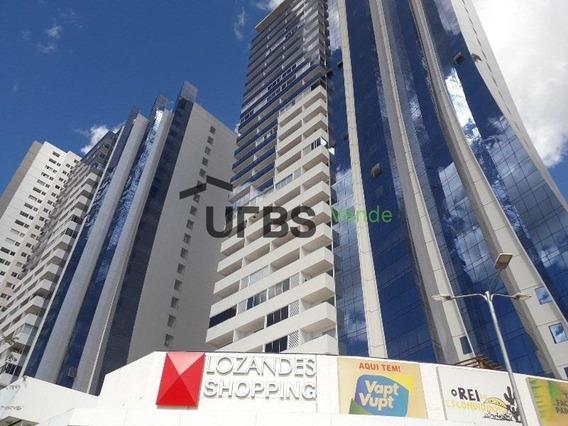 Apartamento Com 1 Dormitório À Venda, 45 M² Por R$ 230.000 - Park Lozandes - Goiânia/go - Ap2798