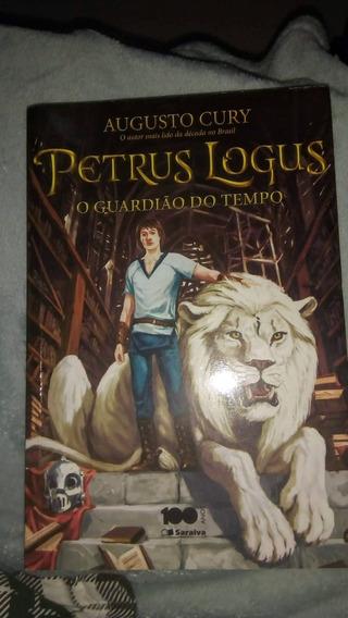 Livro Petrus Logus- Augusto Cury