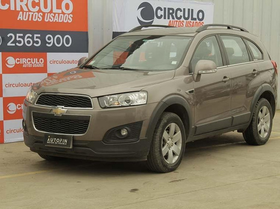 Chevrolet Captiva 2 Ls 2016