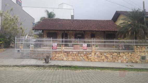 Casa Com 3 Dormitórios À Venda, 180 M² Por R$ 600.000 - Itoupava Norte - Blumenau/sc - Ca0519