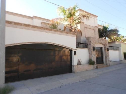 Casa En Venta O Renta. Residencial Las Palomas. Hermosillo, Sonora