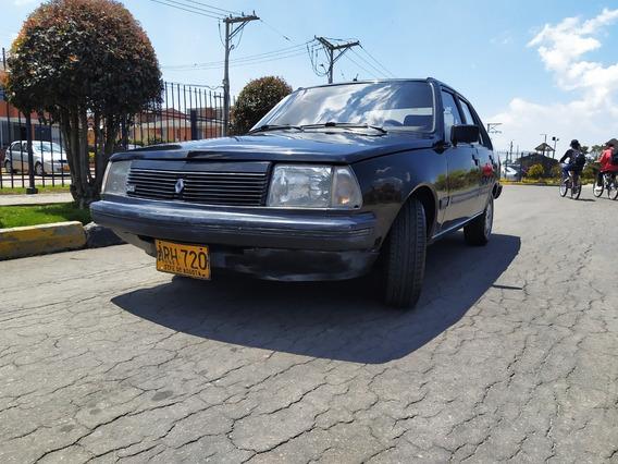 Renault 18 Gtx 85