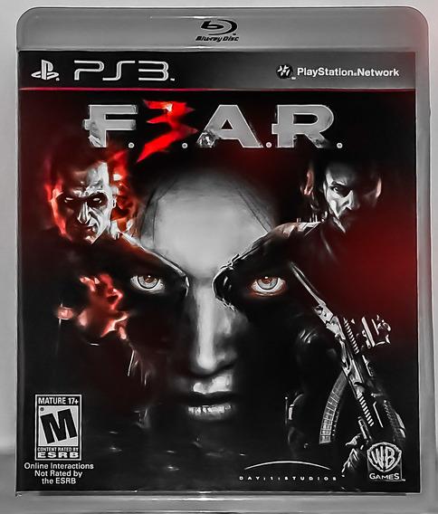 Fear 3 Edition Standard Playstation 3