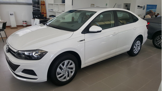 Volkswagen Virtus Trendline Automatico Modelo 2020 Nuevo 0 K