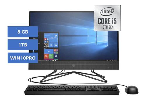 Imagen 1 de 3 de Equipo Hp All In One 200 Core I5 10210u