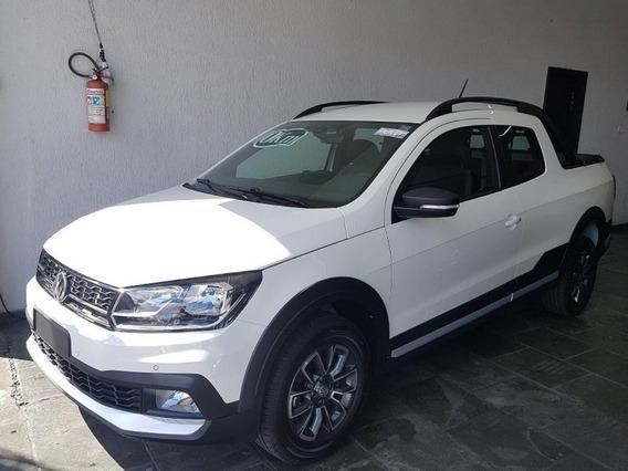 Volkswagen Saveiro Cross 1.6 16v Cd T.flex 2021