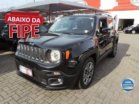 Jeep Renegade Longitude 1.8 16v Flex, Qde1524