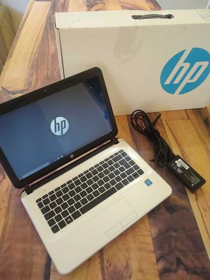 Notebook Hp Pavillion Intel 14 4gb 500gb Branco Win10
