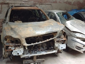 Volvo Chocado No Quemado Liquido Baja 04 Alta Motor