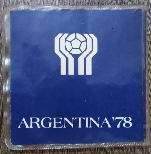 Blister De 3 Monedas Conmemorativas Mundial Argentina