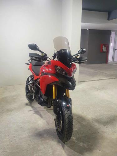 Imagen 1 de 10 de Ducati Multiestrada 1200s