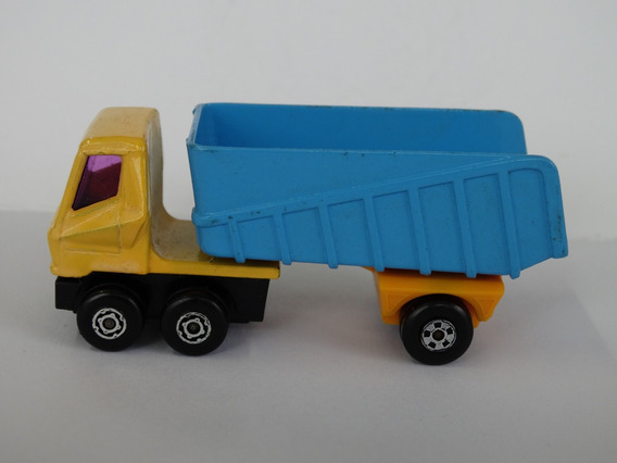Articulated Truck - Matchbox Lesney Nº50 - Loose