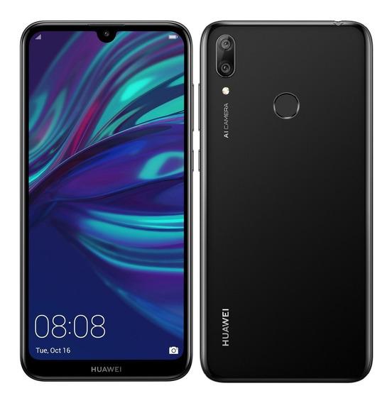 Huawei Y7 2019 32gb + 3gb Ram 3 Camaras Nuevo Libre Sellado