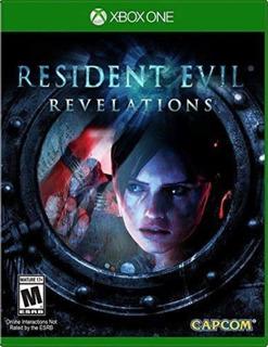 Resident Evil Revelations (nuevo Y Sellado) - Xbox One