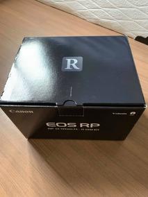 Canon Eos Rp Corpo + Adaptador Ef-eos R - Pronta Entrega