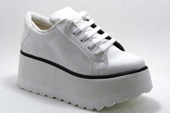 Zapatillas Mujer Con Plataforma - Super Livianas Goma Eva