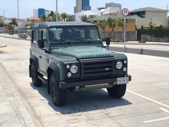Land Rover Defender 2.2 3p 90 T Diesel Man At 2013