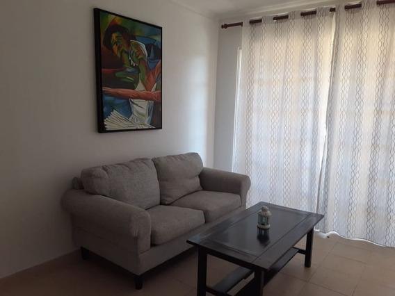 Apartamento Amueblado En Pueblo Bávaro 2 Hab 2 Baños