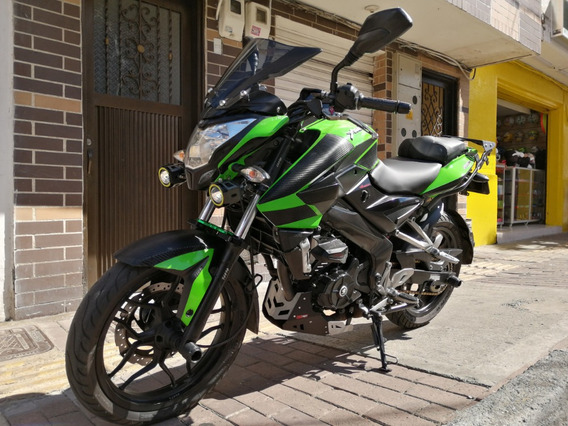 Pulsar Ns 200 Verde