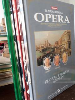 El Mundo De La Opera Iii - Barroco Aleman Gluck Schutz