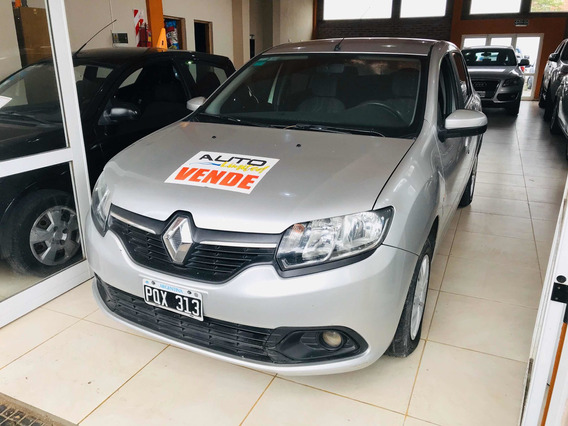 Renault Logan 1.6 Expression 85cv 2016