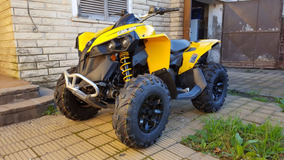 Can Am Renegade 500cc 4x4 Año 2013