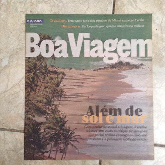 O Globo Boa Viagem 20.12.2012 Paraíba Praias Dinamarca