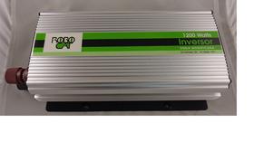 Inversor Tensão 12v P/ 110v 1200w Onda Modificada Robo Cat