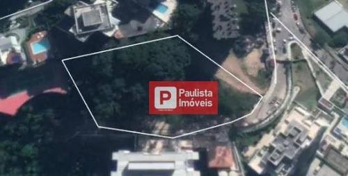 Terreno À Venda Zeis 5, 3116 M² Por R$ 4.200.000 - Jardim Parque Morumbi - São Paulo/sp - Te0440