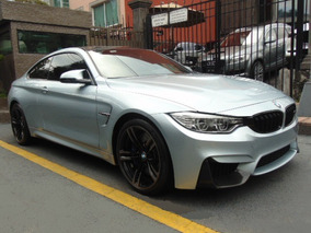 Bmw M4 Coupe 2017 Factura Original Posible Cambio Impecable